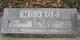 "Profile photo:  Ernest David ""Bud"" Monroe"