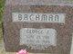 George Joseph Bachman