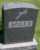 Profile photo:  Addie M. Adler