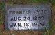 Profile photo:  Francis Hyde