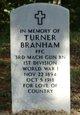 Profile photo: PFC Turner Branham