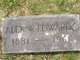 Alex W Edwards