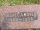 Rachel A Gover