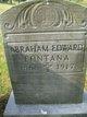 Profile photo:  Abraham Edward Fontana