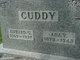 Profile photo:  Ada V <I>Easling</I> Cuddy