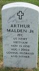 Profile photo:  Arthur Malden, Jr
