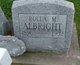 Profile photo:  Rolla M. Albright