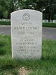 "Profile photo:   Vito "" "" <I> </I> Ambrosino,"