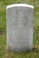 Pvt Winton Paul Burtner