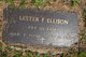 Lester F. Ellison