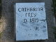 Catharina <I>Walk</I> Frey