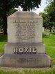 Ruth <I>Peck</I> Hoxie