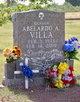 Profile photo:  Aberlardo A. Villa