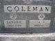 Profile photo:  A. J. Coleman