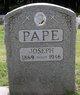 Joseph Pape