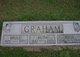 Ruth Mahala <I>Shrout</I> Graham