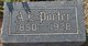 Albert Erwin Porter