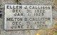 Profile photo:  Ellen J. Callison