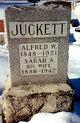 Profile photo:  Alfred William Juckett