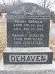 Harriet E. <I>DeHaven</I> DeHaven
