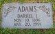 Darrel I. Adams