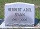 Herbert Arol Spann