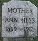 Ann Hess