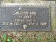 Melvin Edward Lee