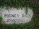 "Rodney Gordon ""Rags"" Johnson"