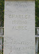 Charles Irving Albee