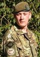 Profile photo: Pvt Gareth Leslie William Bellingham