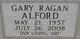 Gary Ragan Alford