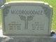 Profile photo:  Mary Catherine <I>McLeod</I> McCorquodale