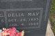 Delia May Harrell