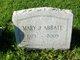 Profile photo:  Mary Jane Abbate