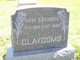 Daisy B <I>Aldridge</I> Claycomb