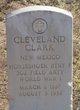 Profile photo:  Cleveland Clark