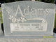 "Profile photo:  John Arthur ""Art"" Adams"