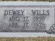 Dewey Wills