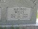 Alfonso Wills