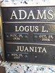 Logus L. Adams