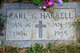 Carl G Harrell