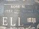 Profile photo:  Rose Marie <I>Sessums</I> Caldwell