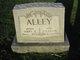 Mary E <I>Worthen</I> Alley