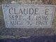 Claude E Hammer