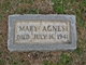 Mary Agnes Silwright
