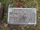 Christean <I>Rowe</I> House