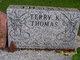 Terry K Thomas