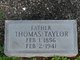 Thomas Taylor Wakefield