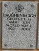George Leonard Daughenbaugh, Jr